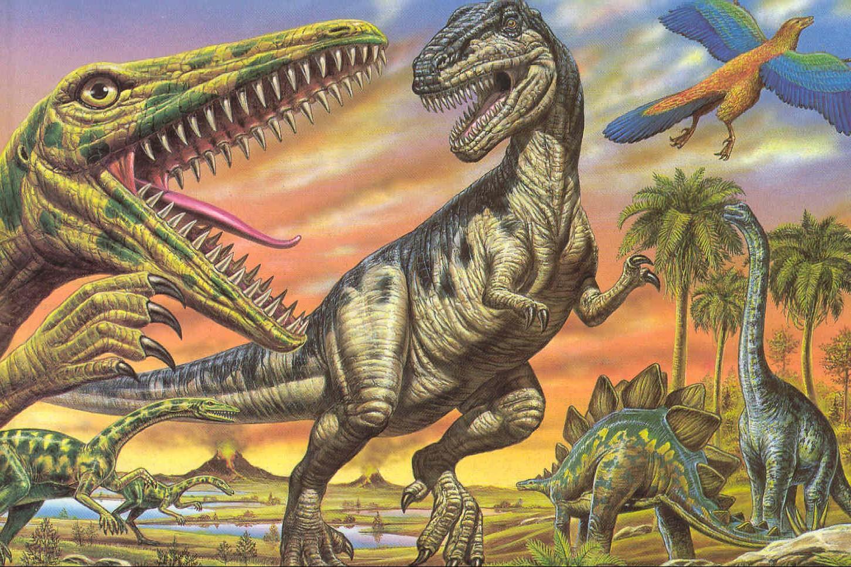 I dinosauri blog di maestra mile for Nomi di rettili