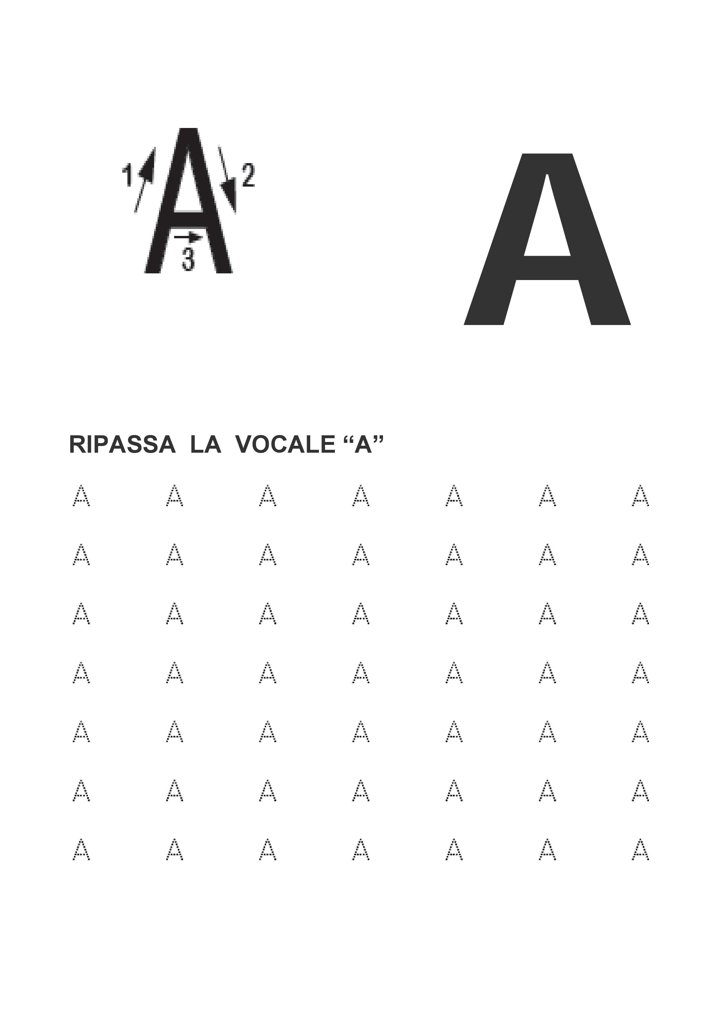 VOCALE A