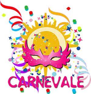 CARNEVALE – LE  MASCHERE  DELLA  TRADIZIONE  ITALIANA
