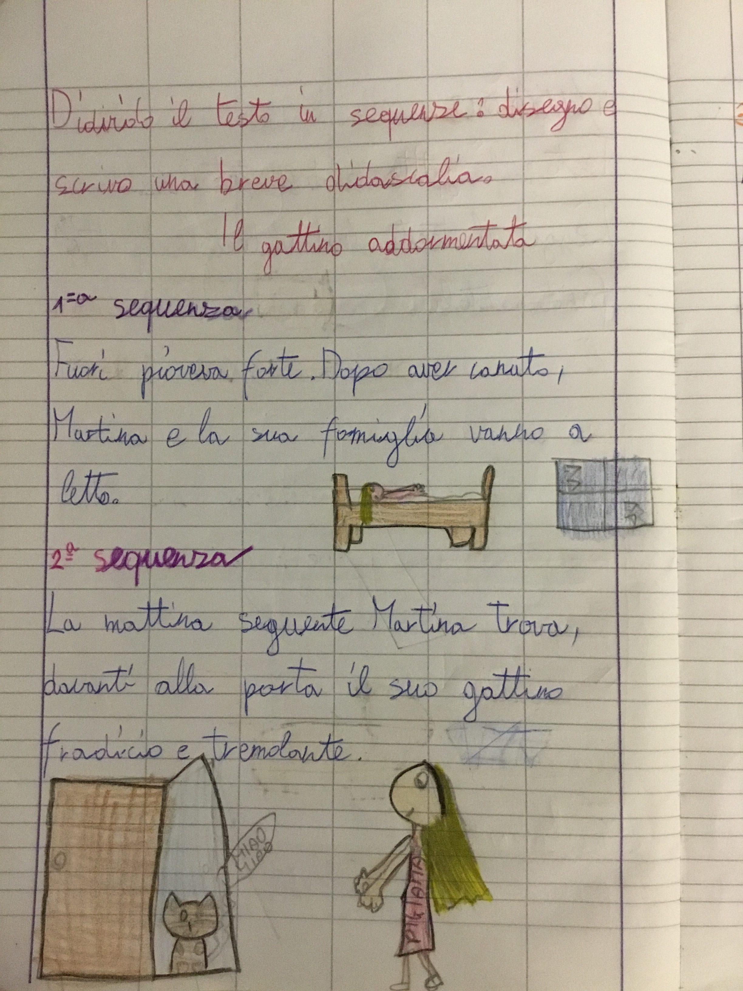 Descrivere Una Stanza Da Letto In Inglese.Quaderno Di Italiano Classe 3 Il Testo Descrittivo 1 Blog Di Maestra Mile