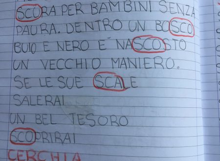 Sca Sco Scu Sci Sce Archives Blog Di Maestra Mile