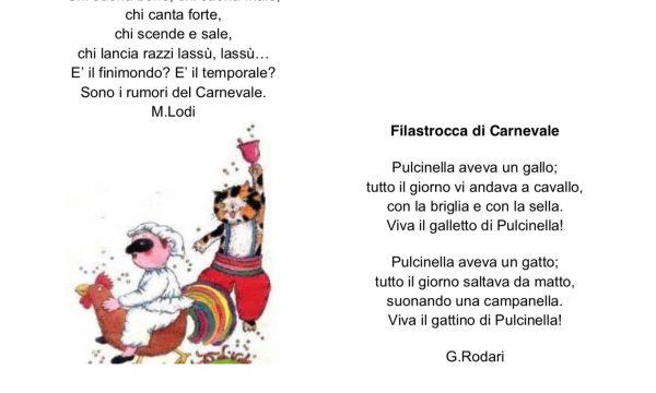 Poesie carnevale
