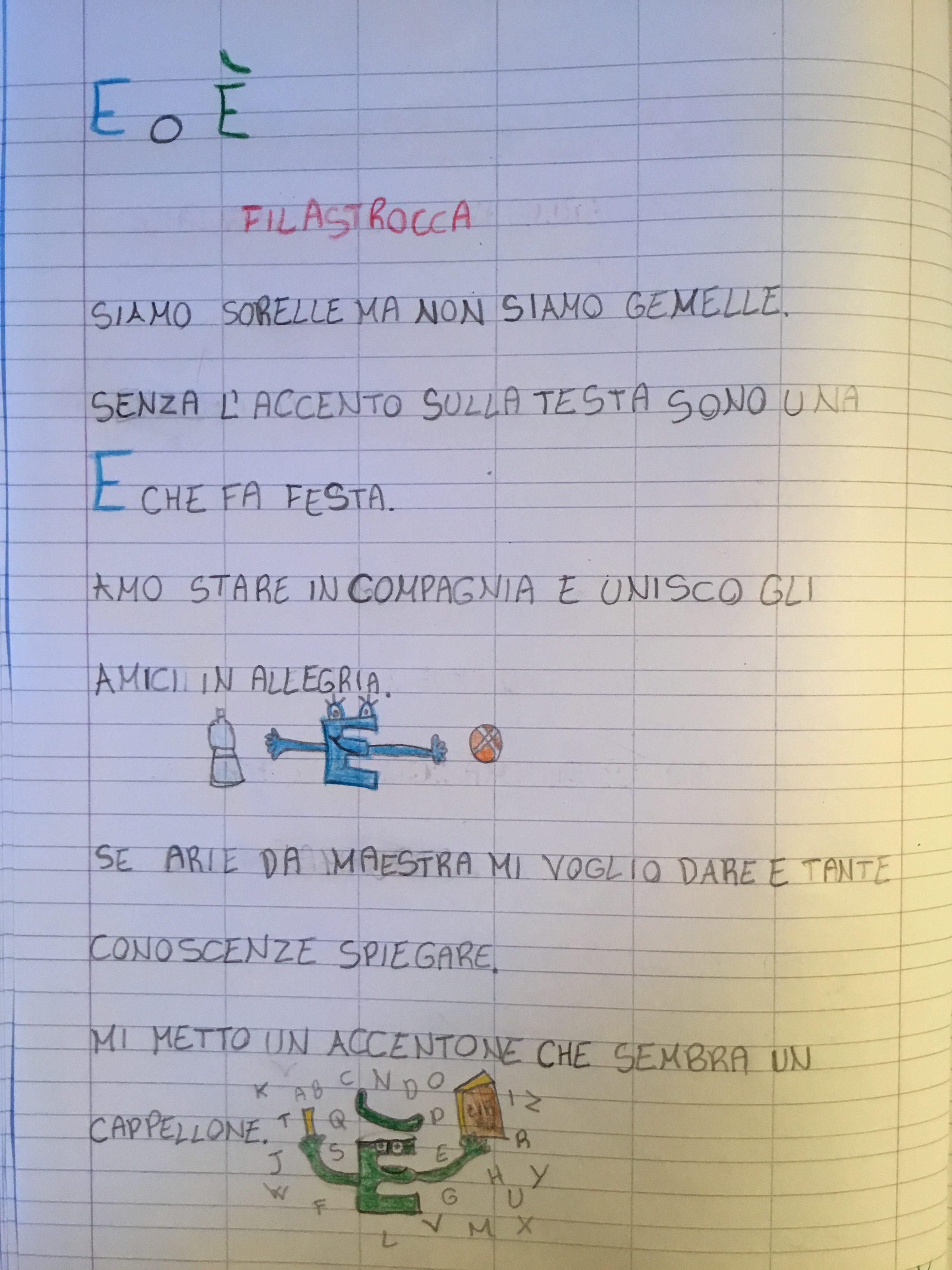 E Che Spiega E Che Unisce Blog Di Maestra Mile