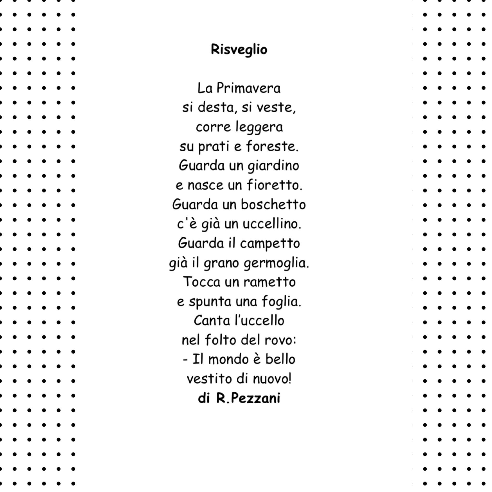 Raccolta Di Poesie Sulla Primavera Blog Di Maestra Mile