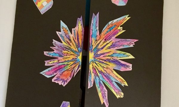 "LAPBOOK ""BIG BANG"""