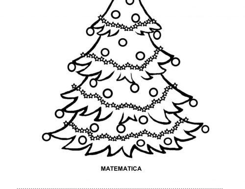 """COMPITI MATEMATICA """"NATALE"""""""