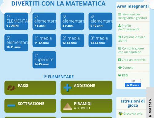 Esercitazioni Matematica
