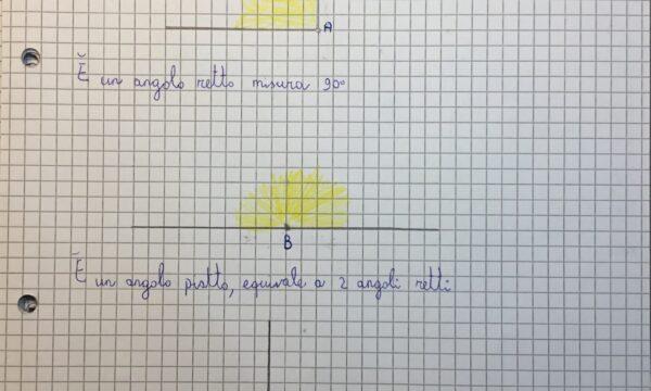 """GLI ANGOLI""GEOMETRIA IV (2)"